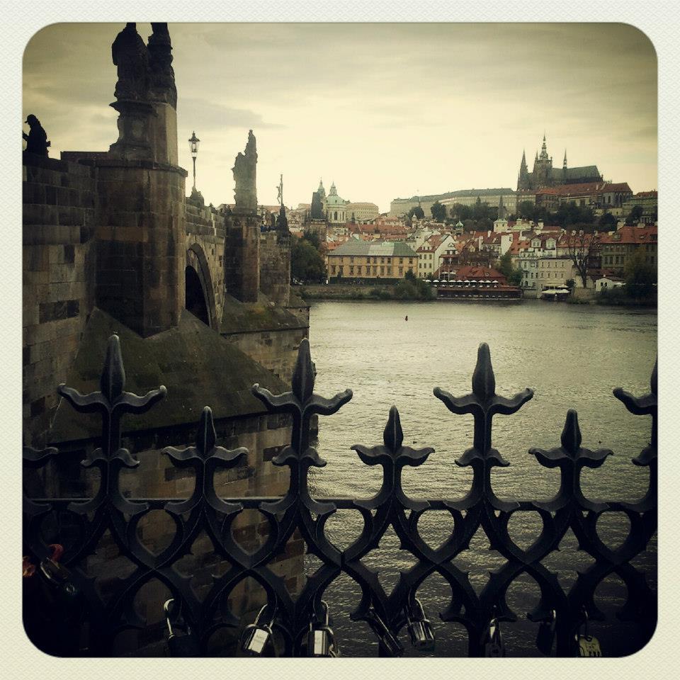 Prague. According to Tamara