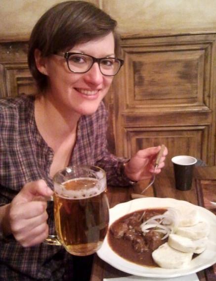 Intercultural learning in practice: testing Czech gulash and Pilsener