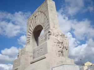WWI monument in Marseille | Photo: Caroline Gritschke