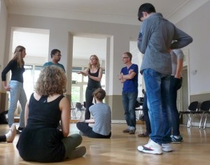 Express Yourself! Theatrical approach to WWI at HistoryCampus in Berlin