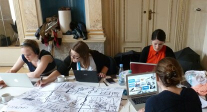 workshop Thinking in Pictures