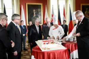 The Presidents in Warsaw Castle | Photo: Bundespraesidialamt, Sandra Steins