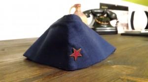 Yugoslav pioneer hat