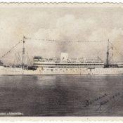 Hilda's voyage:  An amazing trip during Second World War?!