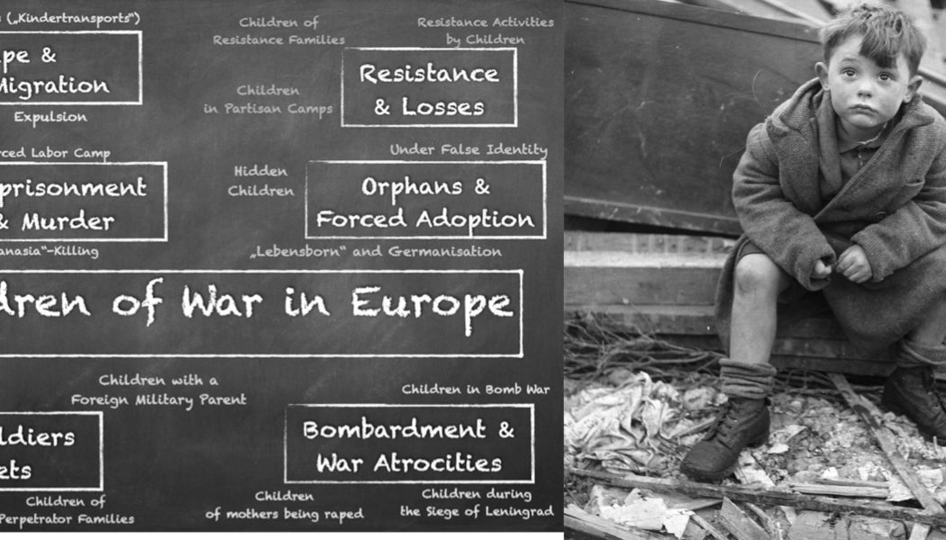 Retrospect: Online Seminar Children of War in Europe