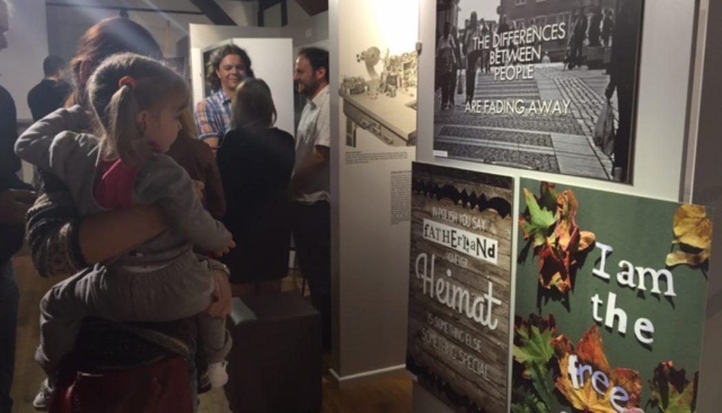 @work Day 5+6: Opening the exhibition #regionaleye