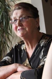 Mrs. Kłobuszańska (Photo: Karolina Kaleta/Körber-Stiftung).