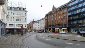 The first destination: Copenhagen.