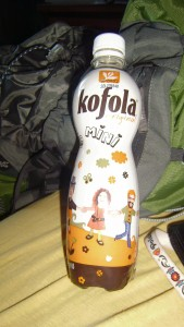New taste experiences: Slovakian Kofola,