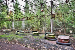 First, the USSR tried to keep the accident in Chernobyl a secret. Since then, the amount of information has increased annually and new facts are still being revealed. Photo (c) Theresa Arlt.