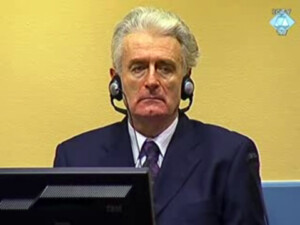 "First hearing of Radovan Karadžić at ICYT 2008 (c) Wikipedia The outgoing Serbian Minister of Justice said that ""we will always have this bitter taste because some others who contributed maybe even more… were simply not prosecuted."" He concluded that we cannot expect anything from the Tribunal that liberated"