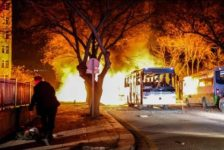 #callAnkara: Deserted streets and cumbersome silence – the seeds of a great conflict