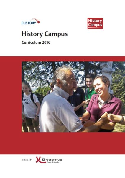 2016 History Camps