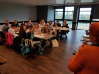@work in Gdansk, day 7: Switching the roles – interviewing the usual interviewers