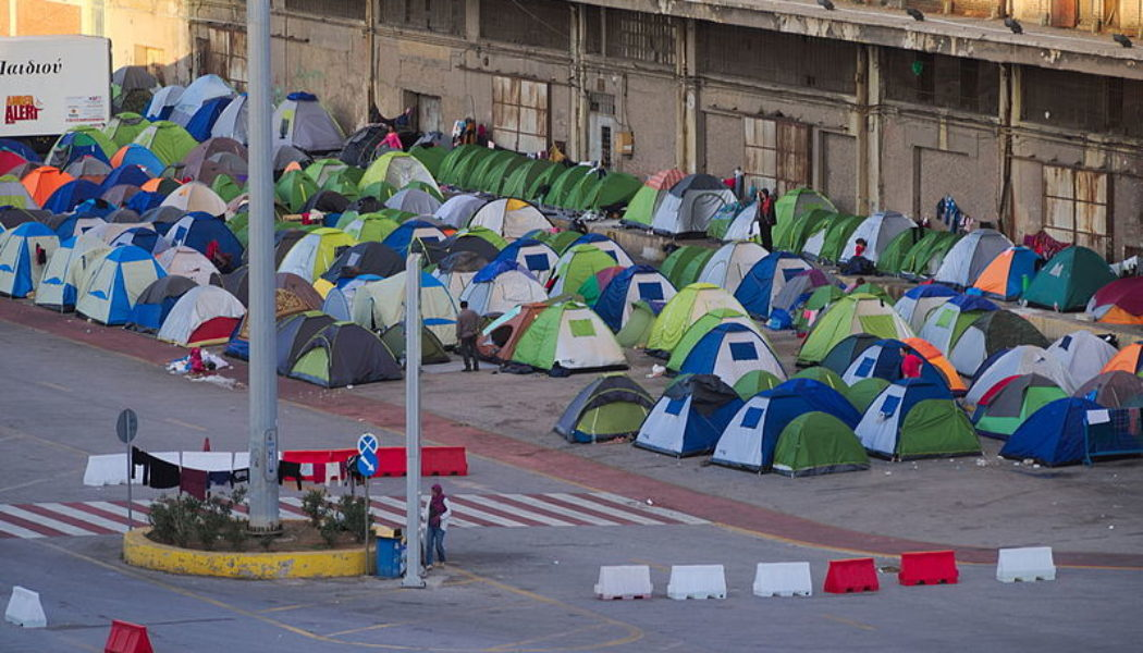 #callGreece: Dignity for citizens and refugees?!