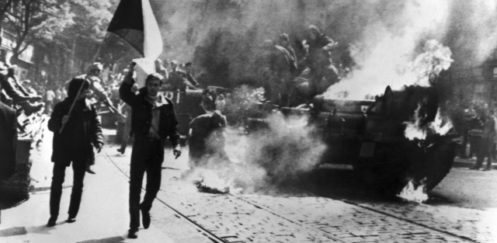 Where were you when… the troops of the Warsaw Pact invaded Czechoslovakia in 1968?