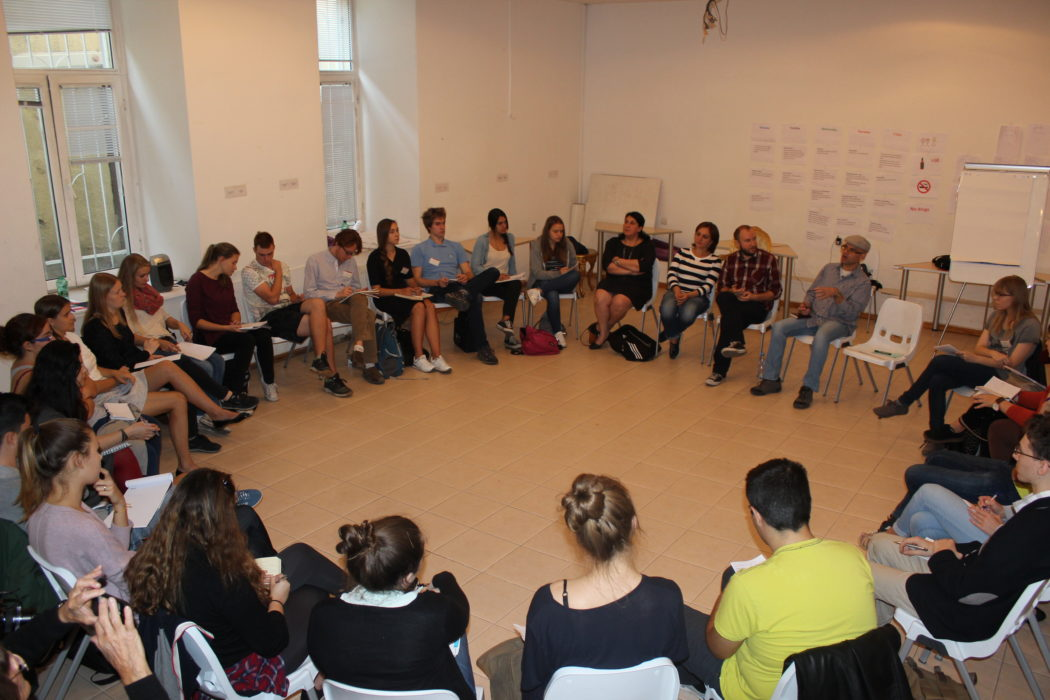 @work in Tbilisi: Discovering differences and similarities