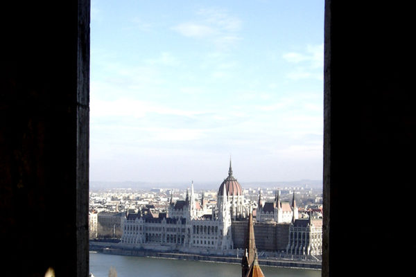 Budapest: a beauty with the dark past