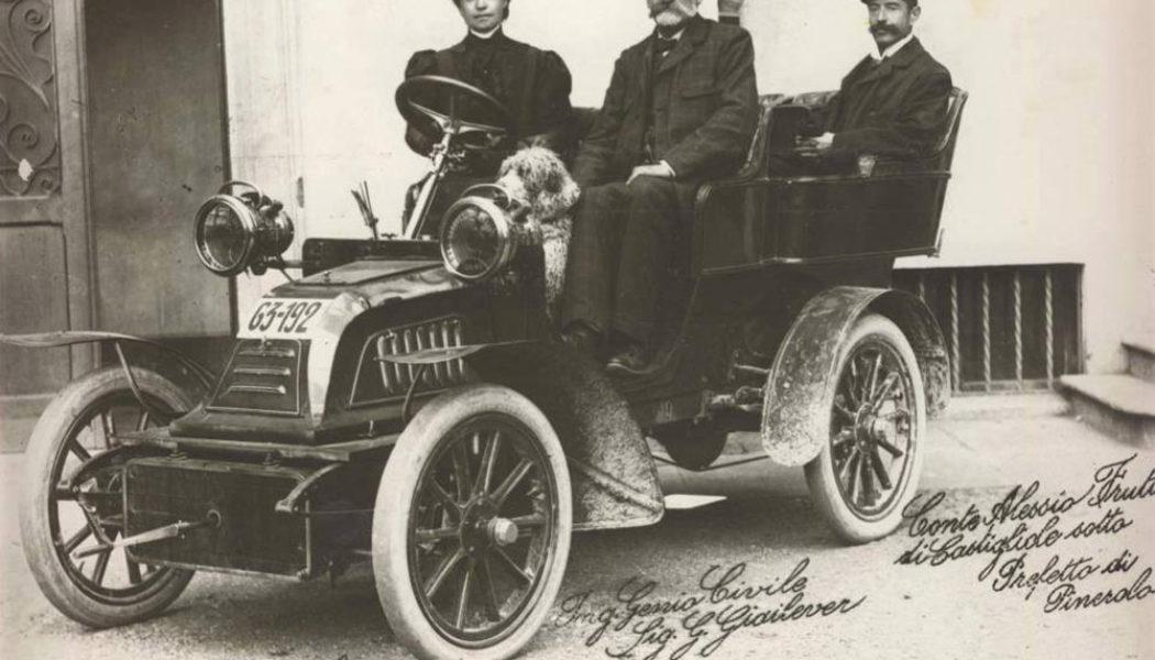Licensed Women: Ernestina Macchia Prola and the Right to Drive.