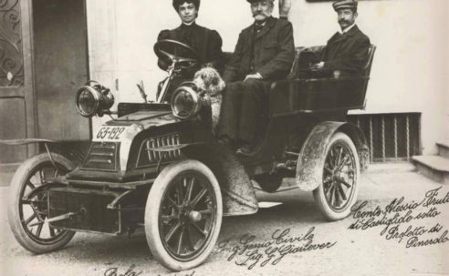 Licensed Women: Ernestina Macchia Prola and the right to drive.