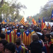 Catalonia: Outbreak of illegal nationalism or oppression of a democratic movement?