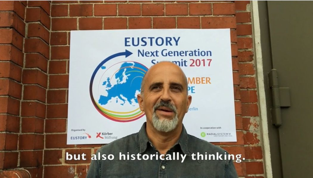 What do EUSTORY activities offer students beyond their national school curricula?