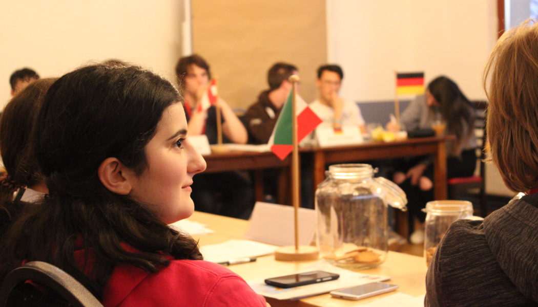 Workshop Impressions – How to End a War?