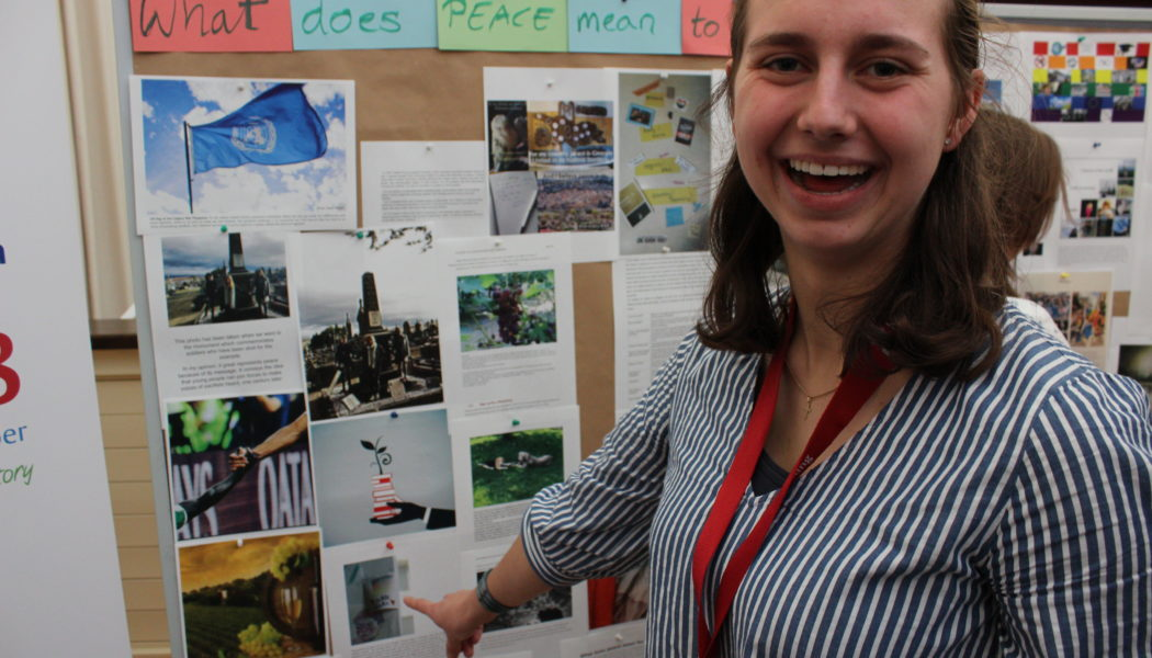 Wall of Peace