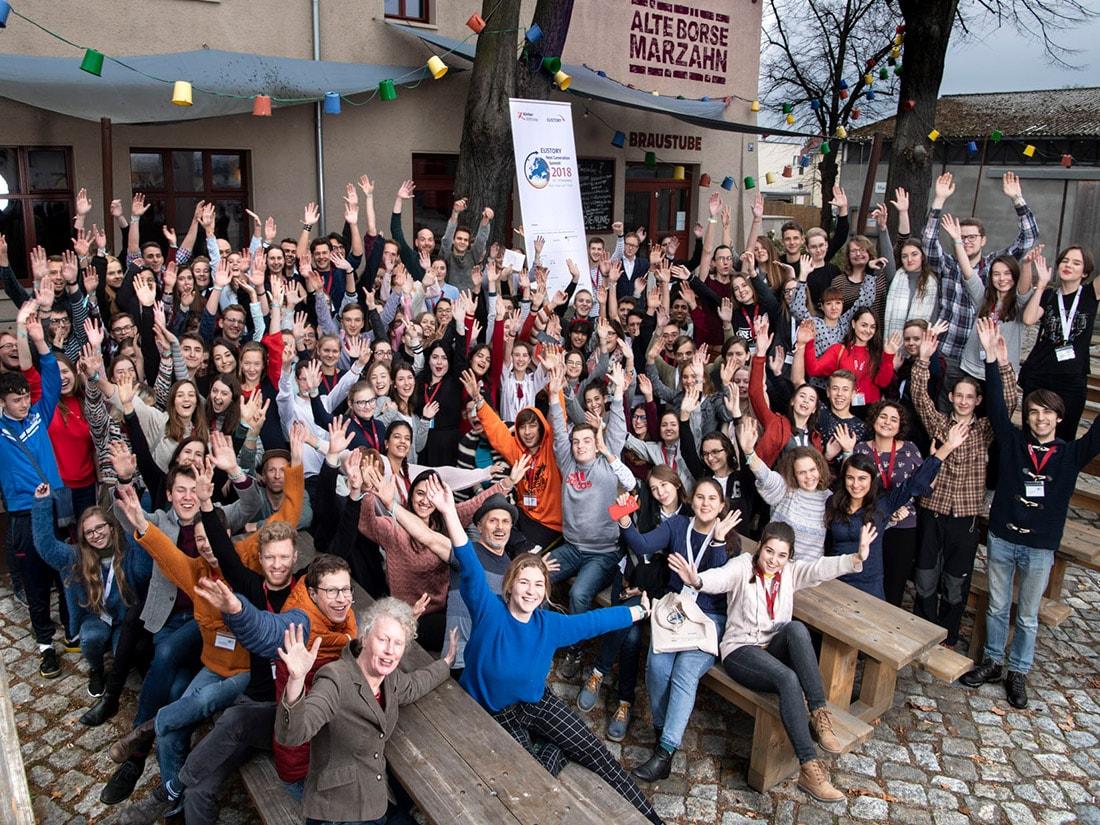 EUSTORY Summit 2018 Group