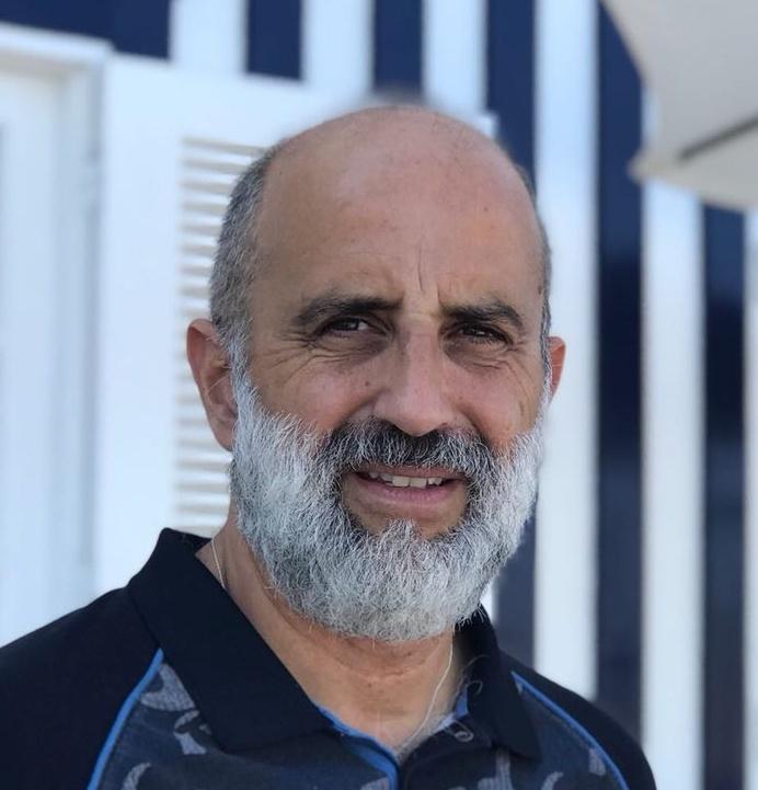 Portrait Miguel Barros