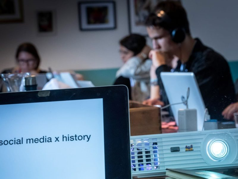eCommemoration Lab – Remembering 1945 in a Digital World