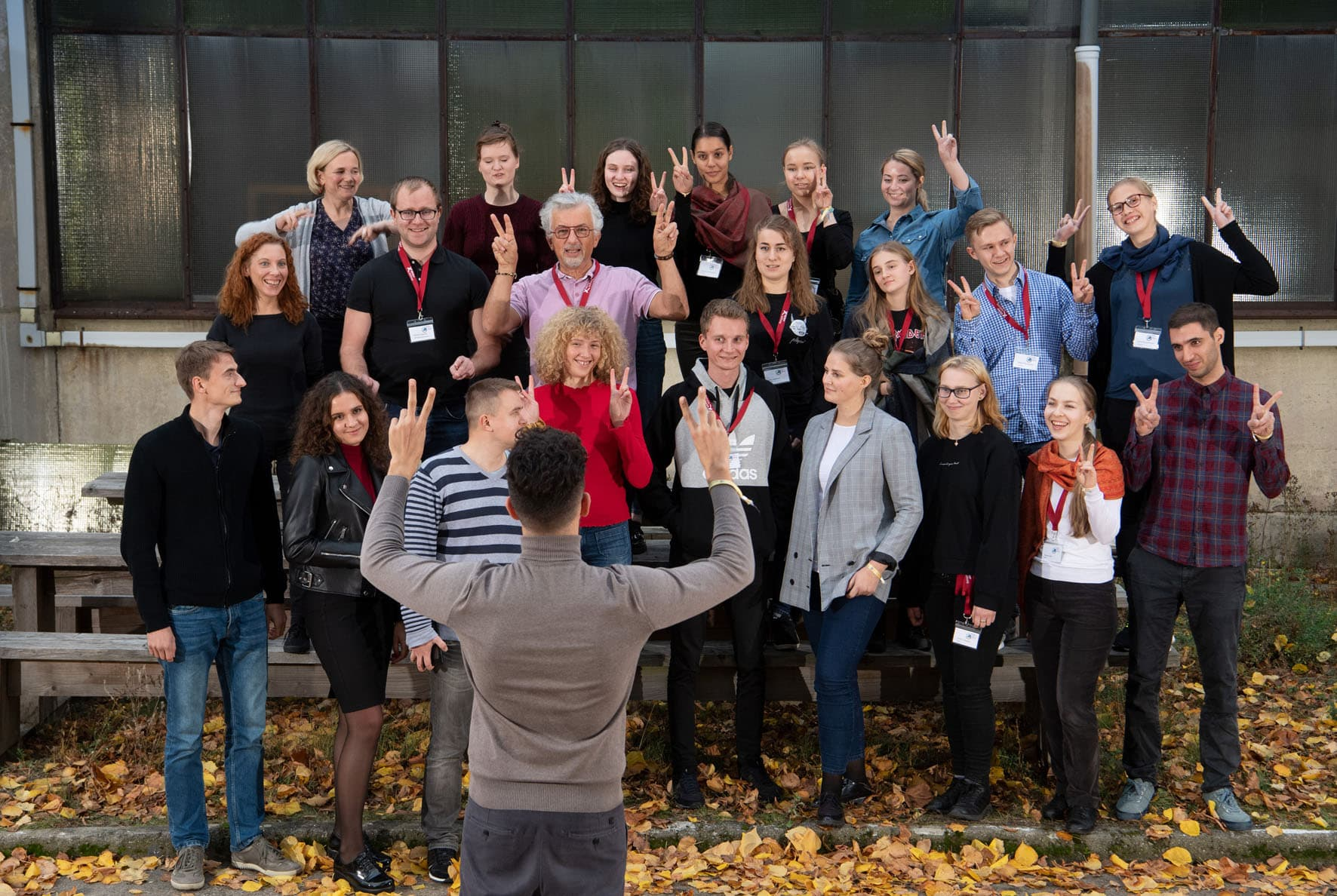 Group Image of the workshop participants