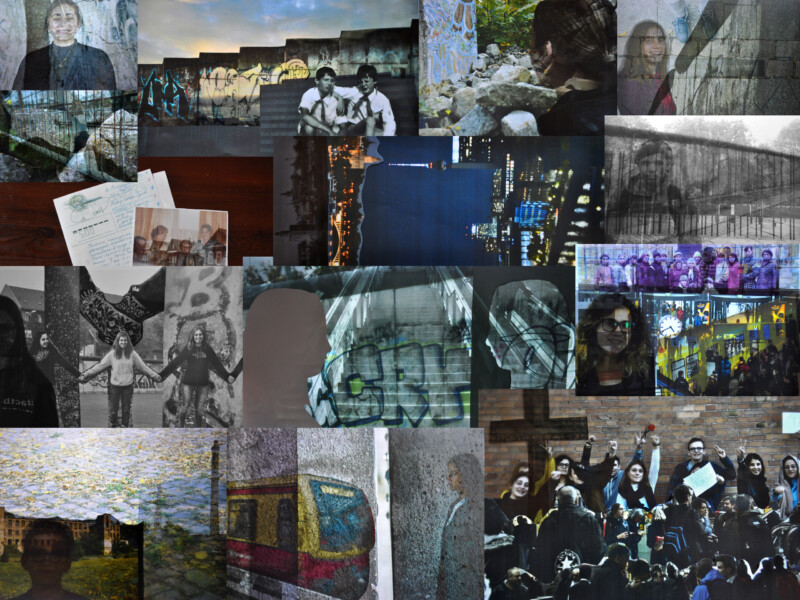 Collage of Collages