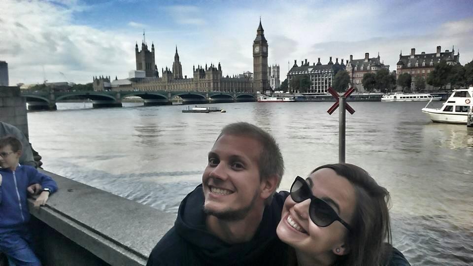 Picture taken in London.
