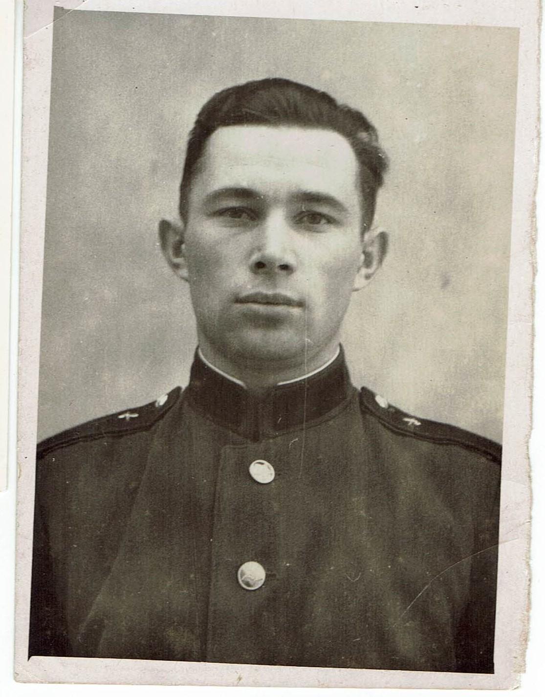 Nikolai when he was young.